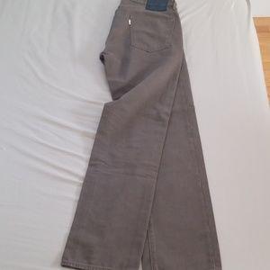 Men's Levi 513 Jeans